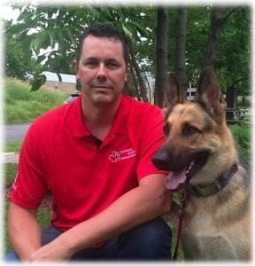 Serge Lemieux Professional Dog Trainer and Behaviour Consultant
